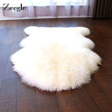 ikea faux fur rug uk gy sheepskin carpet for living room plush chair sofa faux sheepskin rugs