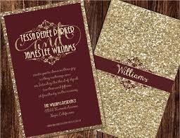 top 25 best christmas wedding invitations ideas on pinterest Wedding Invitations Christmas champagne and burgundy wedding invitations by joyinvitations wedding invitations christian