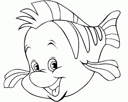 Small Picture Coloring Pages Fish Coloring Coloring Pages