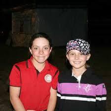 Cora Potter and Dekoda McGhee. Photo Amelia Ahern / CQ ... | Buy Photos  Online | CQ News