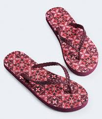 Lld Moroccan Tile Braided Flip Flop
