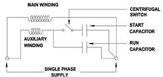 difference between single phase and three phase motor single phase 8 Pin Relay Schematic Wiring Diagram at Weg Single Phase Motor Wiring Diagram With Start Run Capacitor