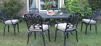 amazoncom patio furniture. Amazon Com Outdoor Cast Aluminum Patio Furniture 7 Piece Dining From Inspiring Chair Design Amazoncom A