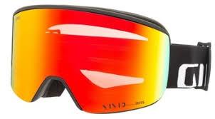 Маска <b>Giro Axis</b> Black Wordmark / Vivid Ember 35 + Vivid Infrared 58