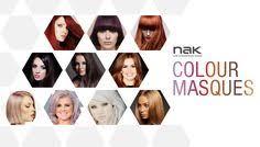 Nak Colour Chart