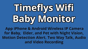 Test + Try =Results : Timeflys Wifi Baby Monitor App iPhone ...