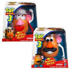 mr and mrs potato head toys. Interesting Head Toy Story Mr Potato Head And Mrs Set For Mr And Mrs Toys A