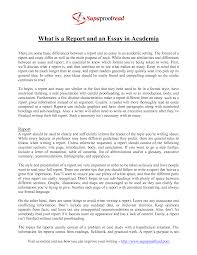 sample of report essay co sample of report essay