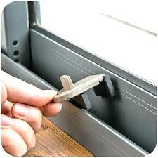 patio door lock bar sliding glass door locks security image of sliding glass door lock bar