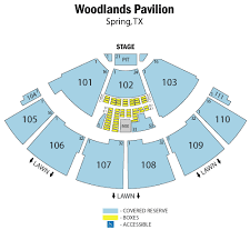 Woodlands Pavilion Lawn Seating Chart 10 Expert Cynthia Woods Mitchell Pavilion Seating