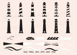 Lighthouse Clipart Graphic By Redcreations Creative Fabrica