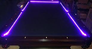 pool room lighting. OCTANE LIGHTING Bar Billiard Pool Table Bumper Led Rgb Color Changing Lights Remote Room Lighting I