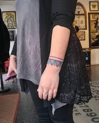 Malé Kreslení Na Zápěstí Náčrt Tetování Na Zápěstí