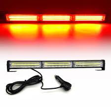 Traffic Advisor Strobe Light Bar Us 22 88 30 Off 7 Modes Cob Car Emergency Warning Flashing Light Traffic Advisor Vehicle Led Strobe Light Bar Auto Safety Signal Light Header In Car