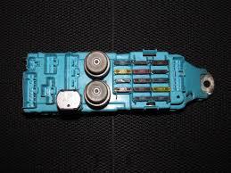 86 87 88 toyota supra oem turbo interior fuse box autopartone com 1994 toyota supra fuse box diagram 86 87 88 toyota supra oem turbo interior fuse box