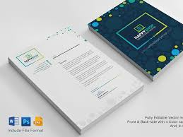 Corporate Letterhead Template Ms Word Letterhead Template By Contestdesign Dribbble Dribbble