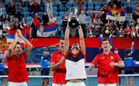 Djokovic defeats Nadal, leads Serbia to ATP Cup victory ...