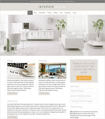 Small Picture Interior Design Website Templates Themes Free Premium Free