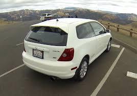 2002 Honda Civic Si EP3 - POV test drive - YouTube