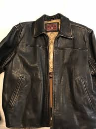 men s leather jacket xl andrew marc for in portland or offerup