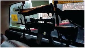Gun Racks For Pickups Rack Pickup Truck Window – CmeltonDesigns