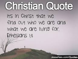Living A Christian Life Quotes