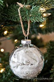 Decorating Christmas Ornaments Balls Ten Handmade Ornaments in Under an Hour 82