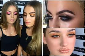 make up looks from the make up artist on bold street insram page themakeupartiststudio
