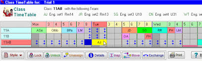 Timetable Creator Timetabling Software For Schools Timetabler
