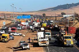 South Africa Police Violence Jacob Zuma ...