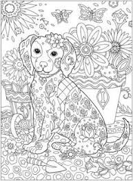 Small Picture Dachshund Sausage Dog Coloring Page Adult by ColoringPageExpress