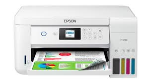 Epson Printer Cartridge Compatibility Chart Epson Ecotank Et 2760 All In One Cartridge Free Supertank Printer
