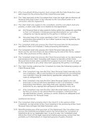 This template for a consultancy agreement for an individual is available for download in word format. Consultancy Agreement Standard Docular