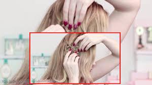 C Ur Tress Tuto Coiffure Soir E Chic_romantique Cheveux