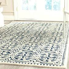 blue area rugs 8x10 green sage colored and white
