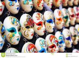 Mask Designs Full Face Venetian Full Face Masks For Carnival In Shop Venice Italy