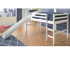 kids loft bed with slide. Exellent Loft Loft Bed With Slide  Custom Kids Furniture Inside With