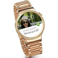 huawei smartwatch. daily steals-huawei watch 42mm smartwatch (rose gold stainless steel, rose huawei