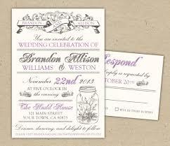 wedding invitation templates doliquid vintage wedding invitations template best template collection uh2lithm