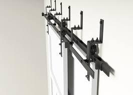image of inexpensive barn door hardware kit
