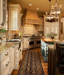 Travertine Flooring In Kitchen Floor Tile Patterns Kitchen This Darker Grout Works Because It