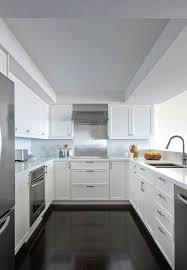 Kitchen Cabinet U Shape Design