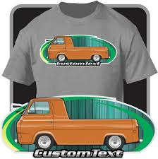 Custom Art T-Shirt 1961 1962 1963 1964 1965 1966 1967 Ford | Etsy
