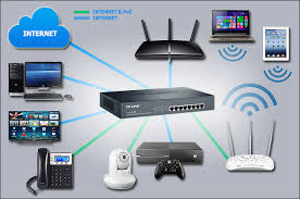 expanding network by using network switch centrinity basic home network diagram at Home Network Diagram With Switch And Router