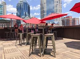 The Best Rooftop Bars In Nashville