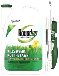 Yellow Killer Gallon Model Number Nutsedge Herbicide
