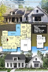 Architectural Designs 51766hz Architectural Designs Exclusive Plan 51766hz Client Built In