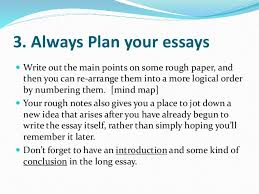 Tips For Writing An Essay English Essay Writing Tips