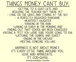 essay money can buy happiness