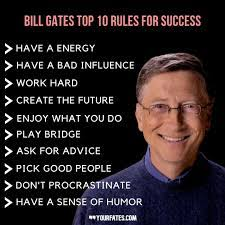 Top 60 Bill Gates Quotes About Life, Business and Love